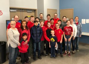 Read more about the article Troop 32 Helps Out at Feed My Starving Children