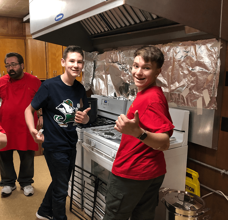 Read more about the article Photo Gallery from the 2020 Spaghetti Dinner Fundraiser